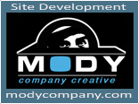 Mody Company Creative web site design